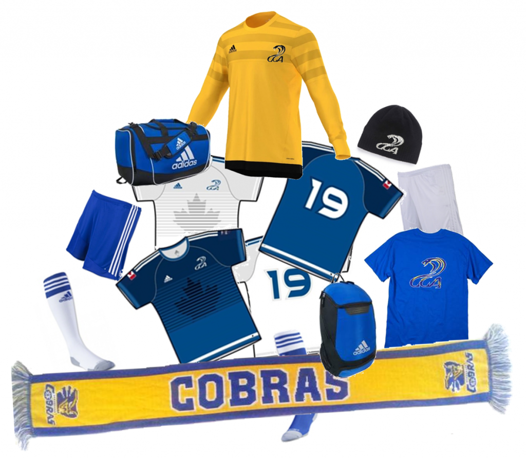 club kit and apparel image