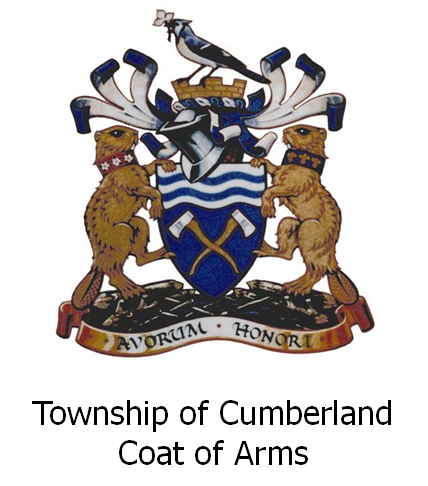 Township of Cumberland Coat of Arms